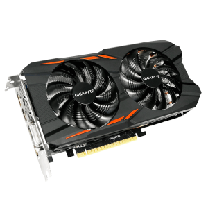 Gigabyte GeForce® GTX 1050 WF2 OC 2GB DDR5/128bit DVI/HDMI/DP